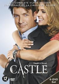 Castle - Seizoen 5-DVD