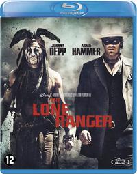 The Lone Ranger-Blu-Ray