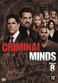 Criminal Minds - Seizoen 8-DVD