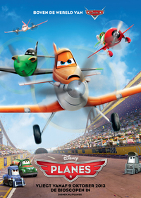 Planes-DVD
