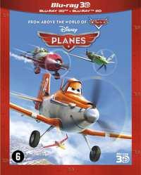 Planes (3D En 2D Blu-Ray + DVD)-3D Blu-Ray