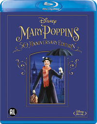 Mary Poppins (50th Anniversary Edition)-Blu-Ray