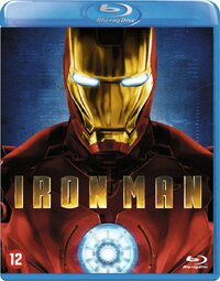Iron Man-Blu-Ray