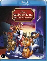 Oliver & Company-Blu-Ray