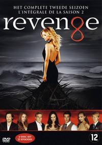 Revenge - Seizoen 2-DVD