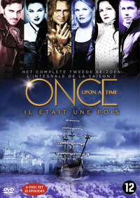 Once Upon A Time - Seizoen 2-DVD