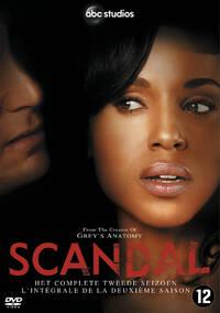Scandal - Seizoen 2-DVD