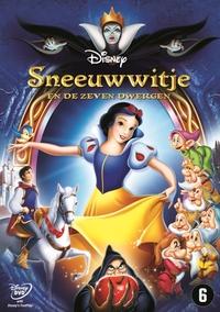 Sneeuwwitje En De Zeven Dwergen-DVD