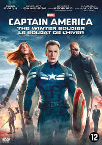 Captain America - The Winter Soldier-DVD