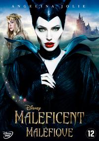 Maleficent-DVD