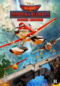 Planes 2: Redden & Blussen-DVD