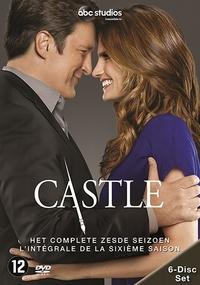 Castle - Seizoen 6-DVD