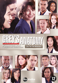 Grey's Anatomy - Seizoen 10-DVD
