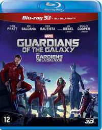 Guardians Of The Galaxy (3D En 2D Blu-Ray)-3D Blu-Ray