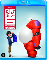 Big Hero 6-Blu-Ray