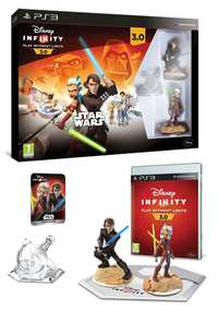 Infinity 3.0 Star Wars Starter Pack-Sony PlayStation 3