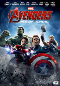 Avengers - Age Of Ultron-DVD