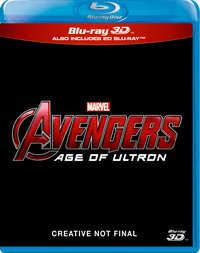Avengers - Age Of Ultron (3D En 2D Blu-Ray)-3D Blu-Ray