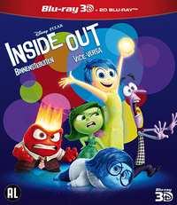 Binnenstebuiten (2D+3D Blu-Ray)-3D Blu-Ray