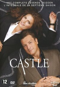 Castle - Seizoen 7-DVD