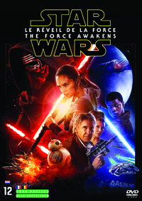 Star Wars Episode VII – The Force Awakens-DVD
