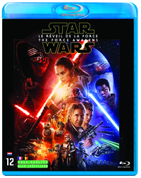Star Wars Episode VII – The Force Awakens-Blu-Ray