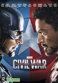 Captain America - Civil War-DVD