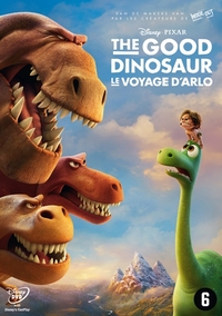 The Good Dinosaur-DVD