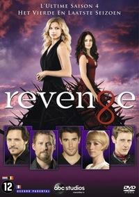Revenge - Seizoen 4-DVD