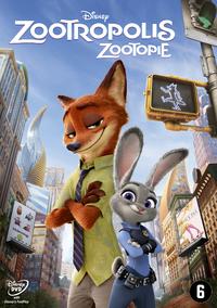 Zootropolis-DVD