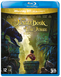 The Jungle Book (3D En 2D Blu-Ray)-3D Blu-Ray