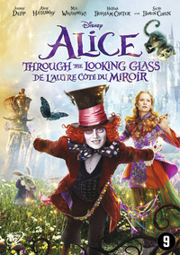 Alice Through The Looking Glass-DVD