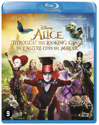 Alice Through The Looking Glass-Blu-Ray
