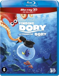 Finding Dory (3D+2D Blu-Ray)-3D Blu-Ray