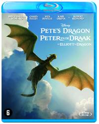 Peter En De Draak (2016)-Blu-Ray