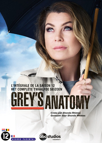 Grey's Anatomy - Seizoen 12-DVD