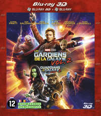 Guardians Of The Galaxy 2 (3D En 2D Blu-Ray)-3D Blu-Ray