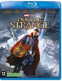 Doctor Strange-Blu-Ray