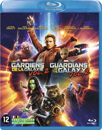 Guardians Of The Galaxy 2-Blu-Ray