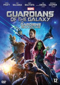 Guardians Of The Galaxy-DVD