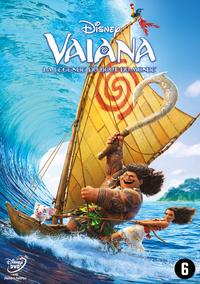 Vaiana-DVD