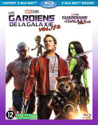 Guardians Of The Galaxy 1-2-Blu-Ray