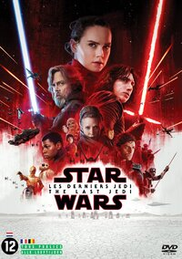 Star Wars Episode VIII - The Last Jedi-DVD