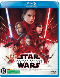 Star Wars Episode VIII - The Last Jedi-Blu-Ray