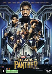Black Panther-DVD