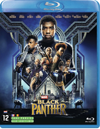 Black Panther-Blu-Ray