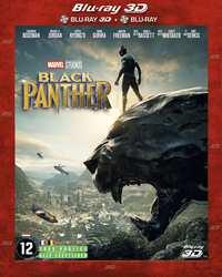 Black Panther (3D En 2D Blu-Ray + DVD)-3D Blu-Ray