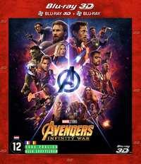 Avengers - Infinity War (3D)-3D Blu-Ray