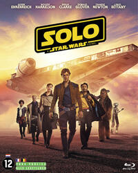 Solo - A Star Wars Story-Blu-Ray