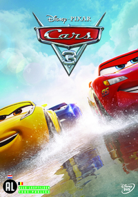 Cars 3-DVD